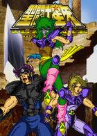 Saint Seiya Ultimate : Chapitre 25 page 1