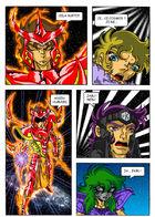Saint Seiya Ultimate : Chapitre 25 page 7