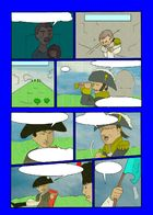 Union of Heroes : Chapter 2 page 12