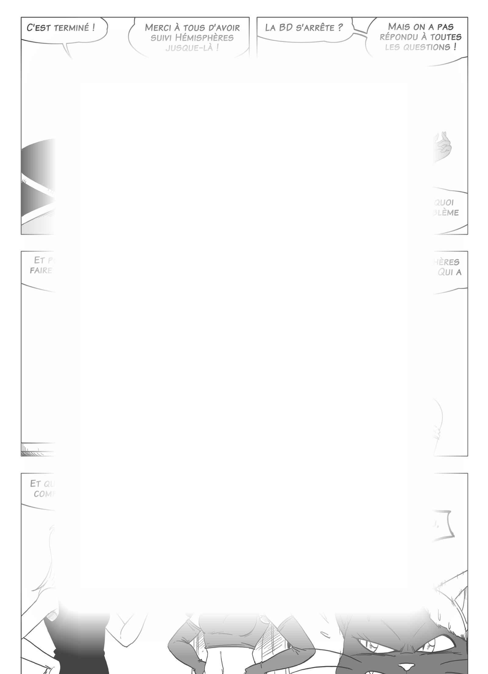 Hémisphères : チャプター 23 ページ 10