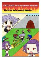 Les petites chroniques d'Eviland : Chapitre 4 page 1