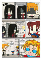 Les petites chroniques d'Eviland : Chapitre 4 page 9