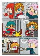 Les petites chroniques d'Eviland : Chapitre 4 page 16