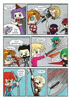 Les petites chroniques d'Eviland : Chapitre 4 page 19