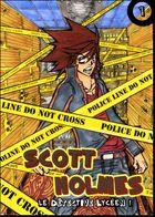 ScottHolmes : Chapitre 1 page 1