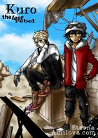 Kuro ~ The last Rebel : Chapitre 1 page 1