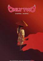 Only Two-TOME 2-Bas les masques : Глава 2 страница 1