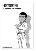 Larose:L'histoire d'un champion : Chapitre 1 page 1