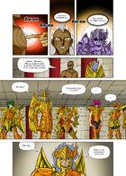 Saint Seiya - Eole Chapter : Chapitre 9 page 14