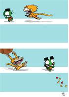 Заяц и черепаха : Глава 4 страница 3