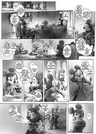 The count Mickey Dragul : Chapitre 6 page 3