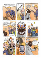La bande de losers et Dieu : Capítulo 1 página 3