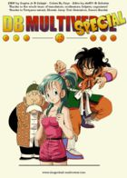 DBM U3 & U9: Una Tierra sin Goku : Chapitre 1 page 1