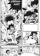 DBM U3 & U9: Una Tierra sin Goku : Chapitre 1 page 13