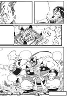 DBM U3 & U9: Una Tierra sin Goku : Chapitre 1 page 24