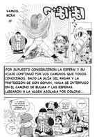 DBM U3 & U9: Una Tierra sin Goku : Capítulo 1 página 8