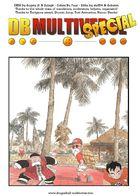 DBM U3 & U9: Una Tierra sin Goku : Chapitre 2 page 1