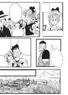 DBM U3 & U9: Una Tierra sin Goku : Chapitre 2 page 4