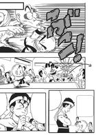 DBM U3 & U9: Una Tierra sin Goku : Chapitre 2 page 7