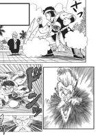 DBM U3 & U9: Una Tierra sin Goku : Chapitre 2 page 11