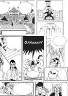 DBM U3 & U9: Una Tierra sin Goku : Chapitre 2 page 17