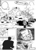 DBM U3 & U9: Una Tierra sin Goku : Capítulo 2 página 27