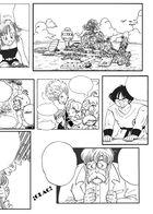 DBM U3 & U9: Una Tierra sin Goku : Chapitre 3 page 16