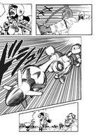 DBM U3 & U9: Una Tierra sin Goku : Capítulo 3 página 22