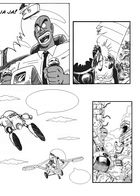 DBM U3 & U9: Una Tierra sin Goku : Chapitre 3 page 24