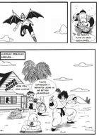 DBM U3 & U9: Una Tierra sin Goku : Capítulo 3 página 10