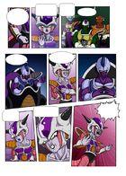 DBM U3 & U9: Una Tierra sin Goku : Chapitre 4 page 4