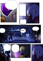 DBM U3 & U9: Una Tierra sin Goku : Chapitre 4 page 5