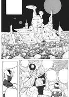 DBM U3 & U9: Una Tierra sin Goku : Chapitre 4 page 15
