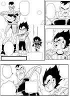 DBM U3 & U9: Una Tierra sin Goku : Chapitre 4 page 19