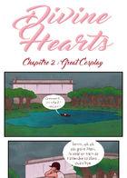 Divine Hearts : Chapitre 2 page 1