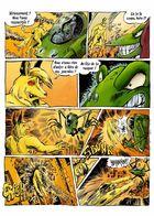Yellow Fox : Chapitre 1 page 15