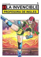 La invencible profesora : Capítulo 5 página 1