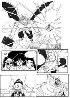 DBM U3 & U9: Una Tierra sin Goku : Chapitre 5 page 11