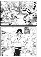 DBM U3 & U9: Una Tierra sin Goku : Chapitre 5 page 19