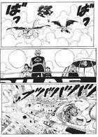 DBM U3 & U9: Una Tierra sin Goku : Chapitre 5 page 21