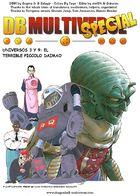 DBM U3 & U9: Una Tierra sin Goku : Capítulo 5 página 1