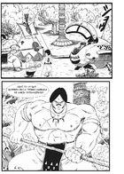 DBM U3 & U9: Una Tierra sin Goku : Capítulo 5 página 19