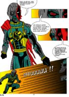 The supersoldier : Chapitre 2 page 18