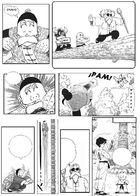 DBM U3 & U9: Una Tierra sin Goku : Capítulo 6 página 24
