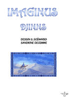 IMAGINUS Djinn : Capítulo 1 página 1