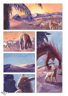 IMAGINUS Djinn : Capítulo 1 página 8