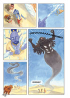 IMAGINUS Djinn : Capítulo 1 página 56