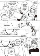 J'aime un Perso de Manga : Capítulo 11 página 3