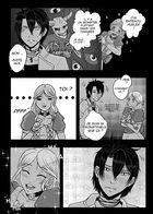 L'amour derriere le masque : Chapitre 5 page 10