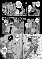 L'amour derriere le masque : Chapitre 5 page 9